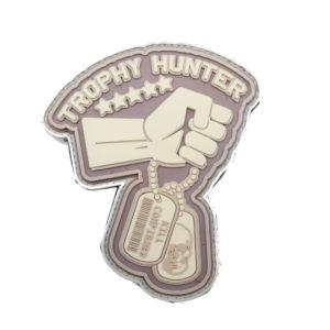 3d-rubber-patch-airsoft-spftair-trophy-hunter-deutschland-abzeichen-bundeswehr-paintpabb-security-sportschütze-moral-patch-klettpatch