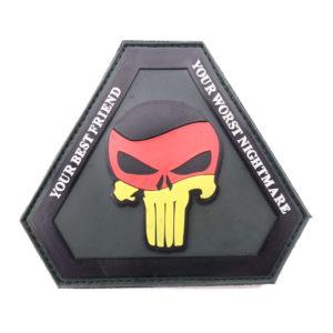 3d-rubber-patch-punisher-germany-deutschland-abzeichen-bundeswehr-paintpabb-security-sportschütze-moral-patch