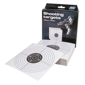 asg shooting target zielscheibe airsoft softair