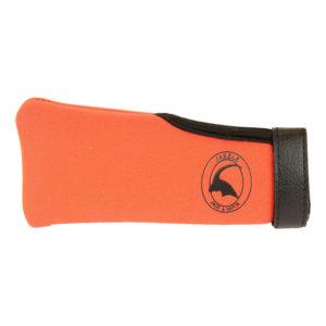 jakele-muendungsschoner-lauf-schutz-jagd-pirch-einzellauf-nachsuche-neopren-orange
