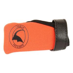 jakele-muendungsschoner-lauf-schutz-jagd-pirch-kombinierter-lauf-drillingflinte-buechse-nachsuche-neopren-orange