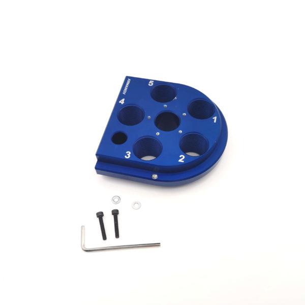 kopfplatte-dillon-xl650-xl750-wechselplatte-armanov-wiederladepresse-zubehör-blau