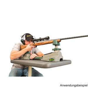 caldwell-steady-rest-nxt-einschießbock-einschießauflage-schießbock-waffe-einschießen-benchrest-schießauflage-demo1