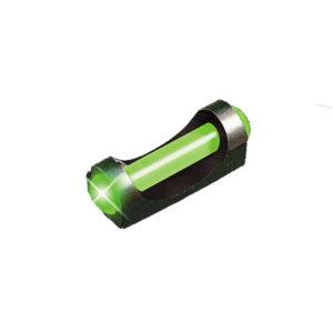 flintenvisier-lpa-fiber-optik-flintenkorn-wechselkorn-lpa-korn-schrotflinte-jagdvisier-trapvisier-grün-truglo-fat-bead