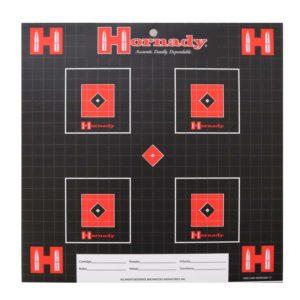 hornady-lnl-zielscheibe-target-einschussscheibe-einschießen-scheibe-nc-technologie-birchwood-casey