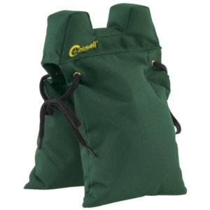 schaftauflage-gewehrauflage-schießhilfe-schießkissen-caldwell-hunters-blind-bag-jagdschaft-auflage-hochsitz-kanzel