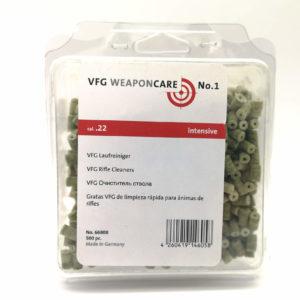 vfg-intensiv-reinigungspropfen-laufreiniger-waffenpfege-filzreiniger-waffenreinigung-kurzwaffen-langwaffen-reinigungsfilz-waffenpflege-shop-ammo-depot-22lfb