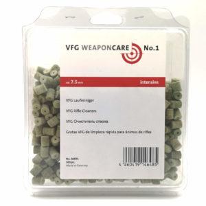 vfg-intensiv-reinigungspropfen-laufreiniger-waffenpfege-filzreiniger-waffenreinigung-kurzwaffen-langwaffen-reinigungsfilz-waffenpflege-shop-ammo-depot-7,5mm