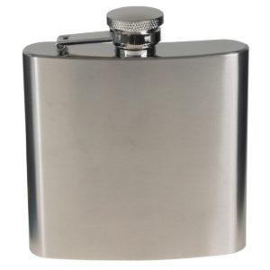 flachmann-taschenflasche-edelstahl-alkohol-etui-trinkflasche-unterwegs-mfh-chrom-matt-170-33273b