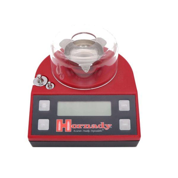hornady-lnl-pulverwaage-digitalwaage-electronic-bench-sale-lock-n-load-pulver-waage-wiederladen-pulverpfanne
