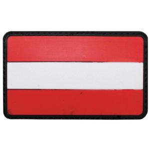 klettpatch-klettabzeichen-österreich-fahne-klett-patch-3d-rubber-gummi-36506e