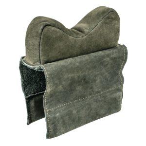 schaftauflage-gewehrauflage-schießhilfe-schießkissen-caldwell-hunters-blind-bag-jagdschaft-auflage-hochsitz-kanzel-ansitz-gewehrauflage-nubukleder