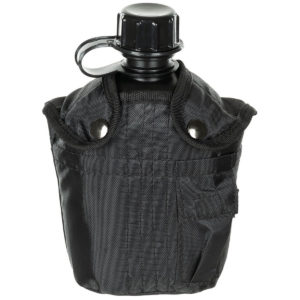 us-feldflasche-trinkflasche-schraubverschluss-outdoor-flasche-army-trinkflasche-bundeswehr-feldflasche-molle-kompatibel-schwarz-33213a