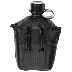 us-feldflasche-trinkflasche-schraubverschluss-outdoor-flasche-army-trinkflasche-bundeswehr-feldflasche-molle-kompatibel-schwarz-33213ad1