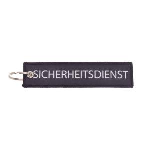 schlüsselanhänger-sicherheitsdienst-security-wachschutz-objektschutz-pförtner-schlüsselband-gewebt