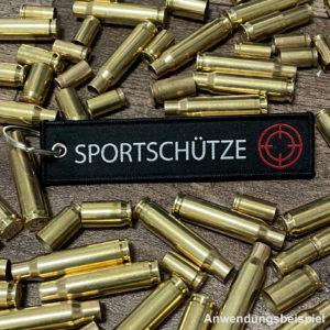 schlüsselanhänger-sportschütze-schützenverein-sportschießen-schießen-waffenladen-ammo-depot-schlüsselband-gewebt-geschenk-männer-geschenkidee-ammodepot.de