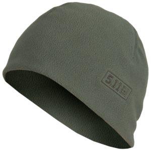 5.11-tacical-kopfbedeckung-watch-cap-five-point-eleven-bekleidung-jäger-sportschützen-polizei-mütze-security-camping-od-green