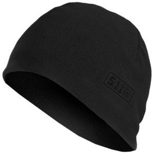 5.11-tacical-kopfbedeckung-watch-cap-five-point-eleven-bekleidung-jäger-sportschützen-polizei-mütze-security-camping-schwarz