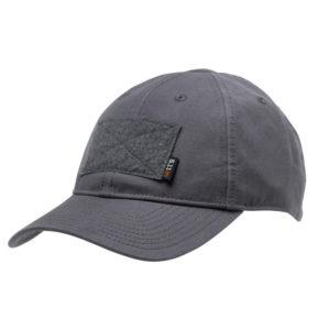 5.11-tactical-basecap-flag-bearer-cap-base-5-11-mütze-kaufen-security-polizei-ausrüstung-ammo-depot-storm-grey