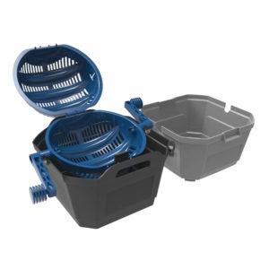 frankford-arsenal-hülsen-trenngerät-platinum-series-tumbler-media-edelstahlstifte-hülsenreinigung-wiederladen-rotary