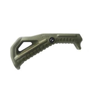 imi-defense-front-grip-ar15-griff-vordergriff-taktischer-griff-ar15-grip-kidon-imi-fsg1-front-grip-oliv-ammo-depot-waffengeschäft