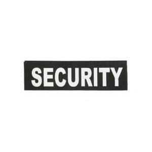security-klett-schild-security-abzeichen-reflektierende-security-patch-security-ausrüstung-kaufen-klein