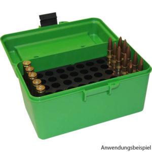 mtm-h-50-rm-munitionsbox-patronenbox-308win-6,5creedmoor-case-guard-patronen-box-transportbox-grün-wiederladen