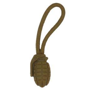 ring-puller-granate-handgranate-coyote-mil-tec-tactical-ausrüstung-reisverschluss-zipper-tactical-ausrüstung-kaufen-ammo-depot-waffengeschäft