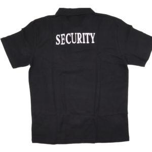 security-polo-shirt-kaufen-tshirt-security-bekleidung-sicherheitsdienst-ausrüstung-kaufen-ammo-depot-security-bedarf-back