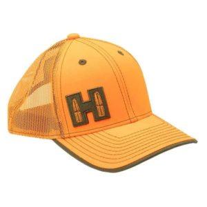 hornady-blaze-orange-jagdmütze-base-cap-jagd-treibjagd-kaufen-hornady-händler-ammo-depot-99262-bockjagd-signalcape-signalmütze-jäger