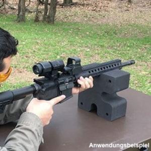 xblock-x-block-gewehrauflage-kaufen-ammodepot.de-benchmaster-waffenauflage-einschießbock-büchse-einschießen-gunpod-waffen-auflage-ar15