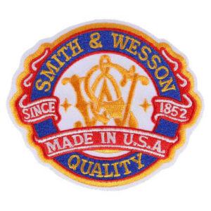 sw-aufnäher-smith-wesson-patch-abzeichen-smith-and-wesson-stoff-aufnäher-s&w-fanartikel-sw-revolver-patch-kaufen-made-in-usa