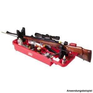 Mtm-case-gard-waffenständer-waffenhalter-gunsmith-maintenance-center-rmc-5-30-waffenreinigungsständer-büchsenmacher-zubehör-waffentuning-waffen-reinigung-halter-rifle-rack