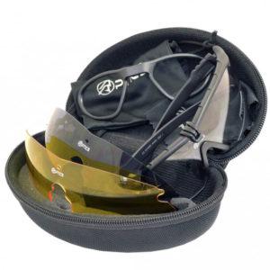 daa-optics-victor-3-lens-set-schutzbrille-double-alpha-academy-sportschützen-brille-augenschutz-schießstand-wechsellinsen-sonnenbrille-kaufen-bei-ammo-depot