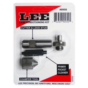 lee-precision-case-conditioning-hülsentrimmer-kit-hülsen-entgraten-zündglocke-entgrater-hülsenmund-entgraten.chamfer-tool-primer-cleaner-hülsenfräse-cutter-lock-stud